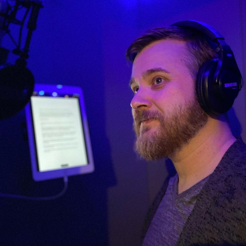 Drew Sebesteny – Host and Producer